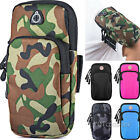 Universal Sport Armband Bag Running Jogging Gym Outdoor Phone Pouch Case Cover