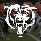 Chicago Bears NFL Logo / Vinyl Decal Sticker $5.97 USD on eBay