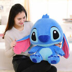 40cm Lilo and Stitch Plush Toy Soft Touch Stuffed Doll Figure Toy B-Day Gift US