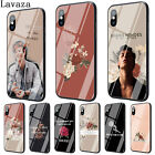 TPU Cute Mobile N5016 For 5S 7 X XS Max iPhone 6S Plus Case Tempered Glass Cover