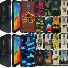 For [LG K30/ LG Premier Pro LTE/Harmony 2/Phoenix Plus] Shock Holster Case