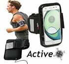 Navitech Black  Sports Running Armband For iphone 7 Plu (UK IMPORT) SPORT-AC NEW