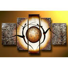 100%Hand-painted Modern Abstract Oil Painting On Canvas Wall Art Home Decoration