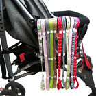 Baby Stroller Secure Toy Rope No Drop Bottle Cup Holder Strap Chair Car Seat Pl