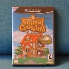 ANIMAL CROSSING Nintendo Gamecube + Guide Complete /w Memory Card 59