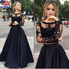 USA Stock Women Wedding Bridesmaid Dresses Evening Party Cocktail Ball Prom Gown