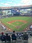 1-4 St. Louis Cardinals @ Milwaukee Brewers 2019 Tickets! 4/15/19 Sec 422 Row 8!