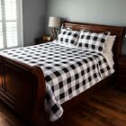 Pinsonic Quilt Set- Buffalo Check Design image