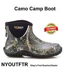 Dryshod LEGEND Ankle Camo Camp Boot Muck Style LGD-MA-BK