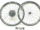 Внешний вид - Mavic Aksium Rim Brake Road Bike Wheelset Schwalbe Lugano Tires 700C 10/11 Speed