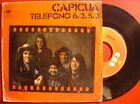 CAPICUA phone 6 2 5 3 / there is only love SPANISH 45 CBS 1974