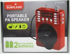 Digital Sunflash Portable PA Speaker - Z125PA