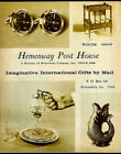 1968-69 Hemenway Post House Super Duper Rare Winter Catalog Gifts Gadgets & Fun
