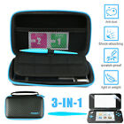 Protective Travel Carry Bag+Screen Protector+Stylus for New Nintendo 2DS XL/LL
