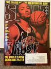 Derick Rose Signed Slam Magazine