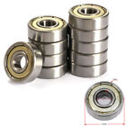 10Pcs 608/623/624/625/626/688zz Deep Groove Ball Bearing Miniature Bearings NEW