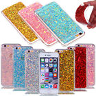 Luxury Bling Glitter TPU Back Phone Case Cover for A pple i Phone 6 6S 4.7""