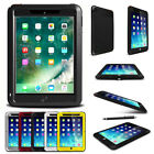 Shockproof Waterproof Aluminum Gorilla Metal Cover Case For Apple iPad Mini/ Pro