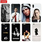 Silicone Cover Phone Case For Iphone 6 X 8 7 6s 5 5s SE Plus 10 Case Hip Hop