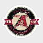 Arizona Diamondbacks sticker for skateboard luggage laptop tumblers car(e) on Ebay
