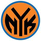 NY KNICKS Decal ~ New York Car / Truck Vinyl STICKER - Cornhole, Wall Graphics on eBay