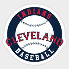 Cleveland Indians vinyl sticker for skateboard luggage laptop tumblers car (a) on Ebay