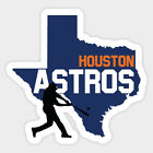 Houston Astros vinyl sticker for skateboard luggage laptop tumblers car (d) on Ebay