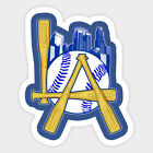 Los Angeles Dodgers vinyl sticker for skateboard luggage laptop tumblers car (e) on Ebay