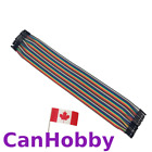 20pcs Dupont 10/20cm Jumper Wire Ribbon Cable for Arduino Rasp Pi - CanHobby
