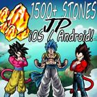 Dokkan Battle JP 1.5k STONES IOS / ANDROID!!! (CHEAP)