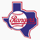 Texas Rangers vinyl sticker for skateboard luggage laptop tumblers car a on Ebay