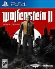 Wolfenstein+II%3A+The+New+Colossus+%28Sony+PlayStation+4%29+PS4+new+sealed+video+game