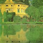 "Gustav Klimt, ""Schloss Kammer on Attersee"", open ed digital print, 16""h x 16""h"