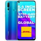 HUAWEI NOVA 4 GLOBAL VERSION UNLOCKED 128/8GB Octa Core AI camera 6.4 inch
