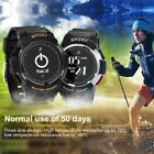 IP68 Waterproof Bluetooth Smart Sports Bracelet Watch Band Wristband Heart Rate