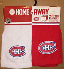 JOE BOXER Home & Away 2-Pack Fitted & Loose Boxers Montreal Canadiens 2XL - 5XL