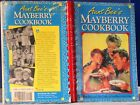 1991 AUNT BEE'S  MAYBERRY Cookbook SPIRAL Bound by Kenneth BECk & Jim CLARK