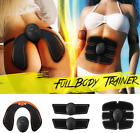 Ultimate Abs Simulator Ems Training Body Abdominal Muscle Exerciser Hip Trainer image