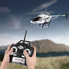 2.4G RC Helicoper HD Camera LED Light Stripes Built-in Gyro Hovering Airplane