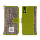 For iPhone Xs Phone X Case Cover iPhone X Leather Wallet Flip Genuine Harris