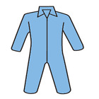 2XLarge PosiWear Flame Resistant Basic Coverall Case