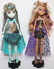 MONSTER HIGH frankie stein clawdeen wolf 13 wishes anime Doll Dolls Figure lot