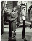 Mia Zetterling Actress Blackmailed Vintage  Photograph 9 x 7 By Iain Jeayes