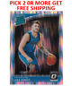 2018-19 Optic Basketball Shock Prizm Singles Pick 2 or More get free Shipping