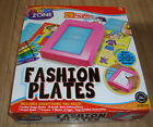 Fashion Plates Color Zone 24 Images to Mix & Match Complete No Instructions