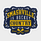 Nashville Predators Vinyl sticker for skateboard luggage laptop tumblers car f $7.99 USD on eBay