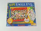 I Spy Eagle Eye Scholastic Game 2005 Edition  New in unopened Box - Box dammaged