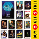 Classic 80s Film Posters, Movie Prints, Nostalgic Film Posters A3 A4 Home Decor £3.49 GBP on eBay