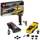 LEGO Speed Champions 2018 Dodge Challenger SRT Demon and 1970 Dodge Charger R...