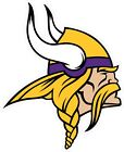 Minnesota Vikings Decal ~ Car / Truck Vinyl Sticker - Wall Graphics, Cornholes $9.99 USD on eBay
